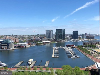 10 Lee Street UNIT 1806, Baltimore, MD 21202 - MLS#: 1001808666