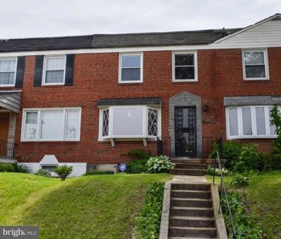 5539 Whitby Road, Baltimore, MD 21206 - MLS#: 1001809222