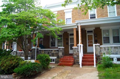 2834 Pelham Avenue, Baltimore, MD 21213 - MLS#: 1001809444