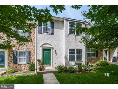 533 Cork Circle, West Chester, PA 19380 - MLS#: 1001809446