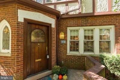 1550 44TH Street NW, Washington, DC 20007 - MLS#: 1001813775