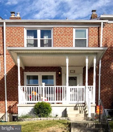 224 Altamont Avenue, Baltimore, MD 21228 - MLS#: 1001813989