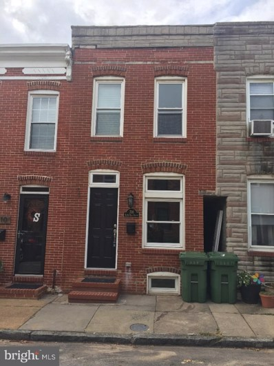 708-S. Rose Street, Baltimore, MD 21224 - MLS#: 1001814075