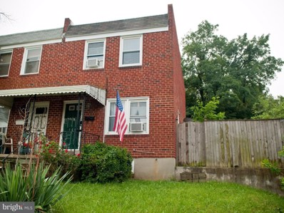 1401 Locust Street, Baltimore City, MD 21226 - MLS#: 1001814077
