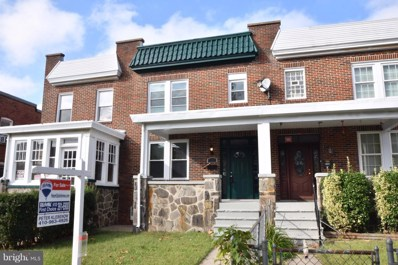 6754 Woodley Road, Baltimore, MD 21222 - MLS#: 1001814327