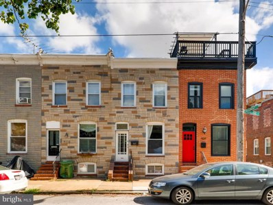 907 Highland Avenue S, Baltimore, MD 21224 - MLS#: 1001814391