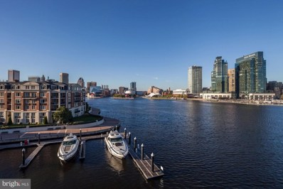 618 Ponte Villas N UNIT 165, Baltimore, MD 21230 - MLS#: 1001814519