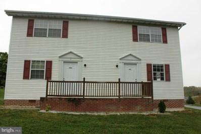 406 Overlook Drive UNIT #A, Martinsburg, WV 25401 - MLS#: 1001816091