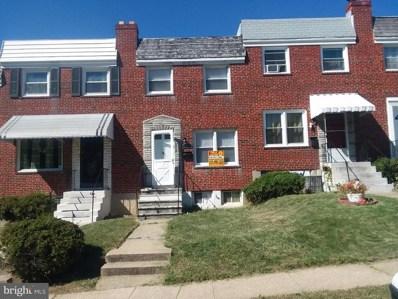 4320 Greenhill Avenue, Baltimore, MD 21206 - MLS#: 1001816355