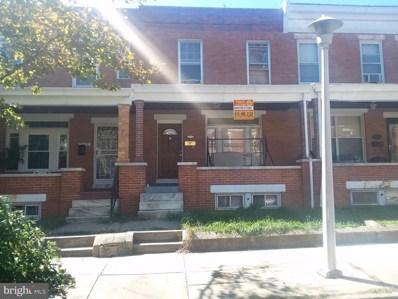 3407 Ramona Avenue, Baltimore, MD 21213 - MLS#: 1001816361