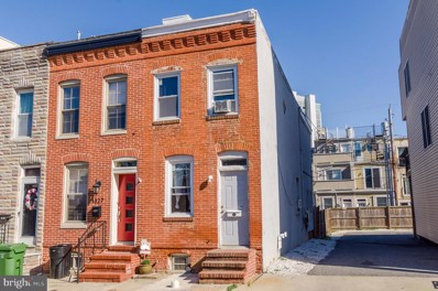 1329 Cooksie Street, Baltimore, MD 21230 - MLS#: 1001816413
