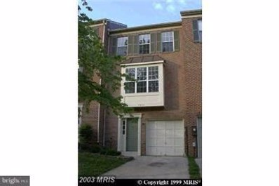 8426 Ashford Boulevard, Laurel, MD 20707 - MLS#: 1001816676
