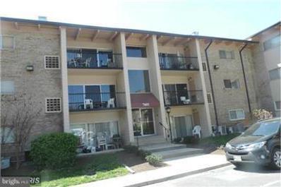 7601 Fontainebleau Drive UNIT 2312, New Carrollton, MD 20784 - MLS#: 1001817235