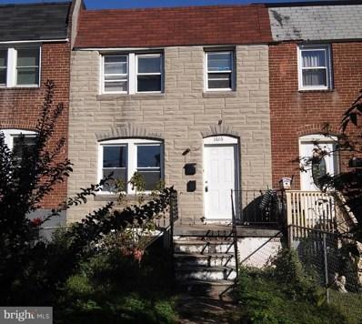 1616 Plum Street, Baltimore City, MD 21226 - MLS#: 1001817433