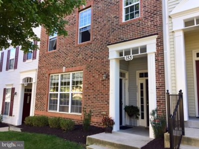 153 Mill Green Avenue UNIT 100, Gaithersburg, MD 20878 - MLS#: 1001817441