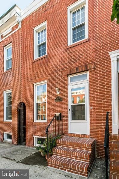 1525 Charles Street S, Baltimore, MD 21230 - MLS#: 1001817623