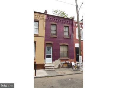 2607 N Sartain Street, Philadelphia, PA 19133 - MLS#: 1001818170