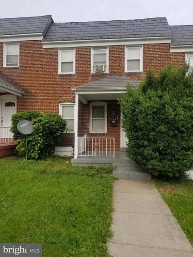 1015 Lyndhurst Street, Baltimore, MD 21229 - #: 1001818318