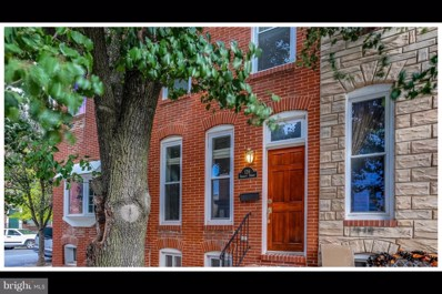 126 Burnett Street, Baltimore, MD 21230 - MLS#: 1001818387