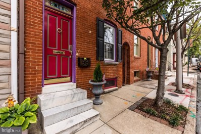 110 Castle Street S, Baltimore, MD 21231 - MLS#: 1001819225