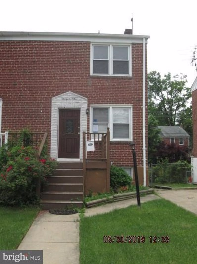 3205 Northway Drive, Baltimore, MD 21234 - #: 1001819230