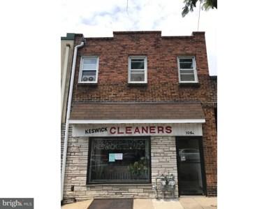 106 N Keswick Avenue, Glenside, PA 19038 - MLS#: 1001819466