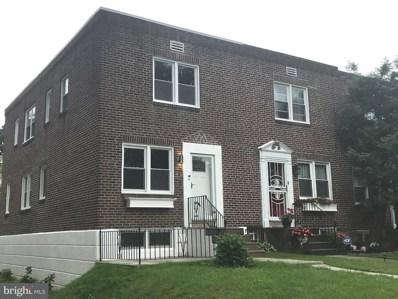 470 W Clapier Street, Philadelphia, PA 19144 - MLS#: 1001819542