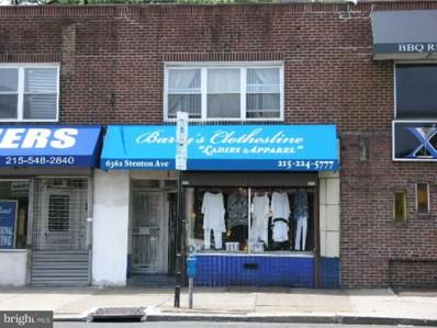 6362 Stenton Avenue, Philadelphia, PA 19138 - #: 1001819558