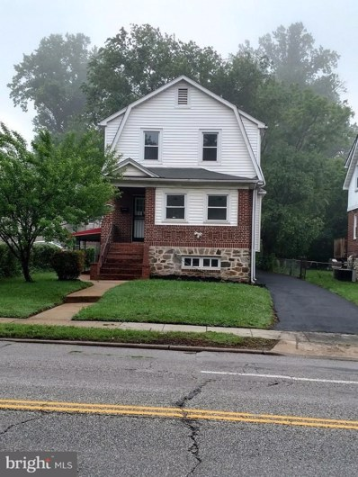 5334 Liberty Heights Avenue, Baltimore, MD 21207 - #: 1001819672