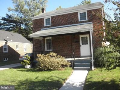 5605 Queens Chapel Road, Hyattsville, MD 20782 - MLS#: 1001819753