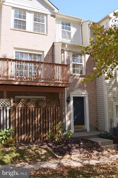 2643 Everly Drive UNIT 8  3, Frederick, MD 21701 - MLS#: 1001820231