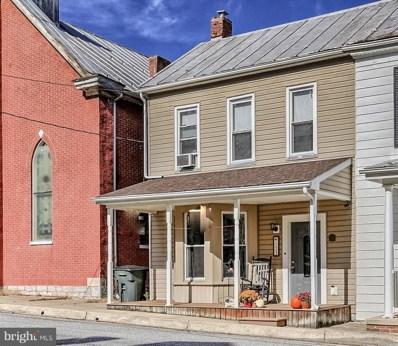 123 Main Street W, Sharpsburg, MD 21782 - MLS#: 1001820247