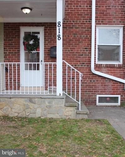 818 Orme Street, Arlington, VA 22204 - MLS#: 1001820851