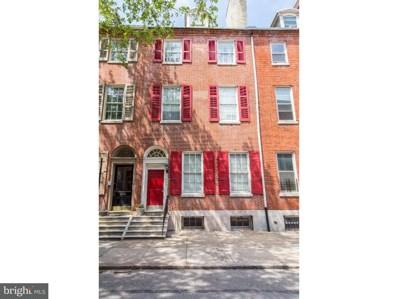 1205 Spruce Street UNIT 3, Philadelphia, PA 19107 - MLS#: 1001822072