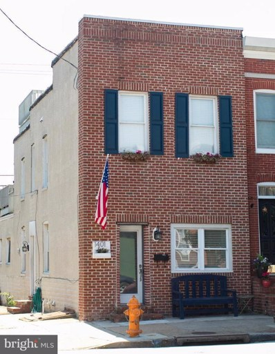 1401 Andre Street, Baltimore, MD 21230 - MLS#: 1001823332