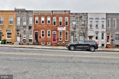 3115 Dillon Street, Baltimore, MD 21224 - MLS#: 1001823700