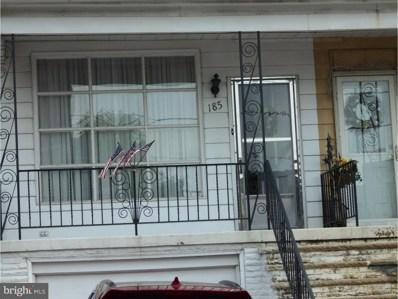 185 Schuylkill Avenue, Shenandoah, PA 17976 - MLS#: 1001823712