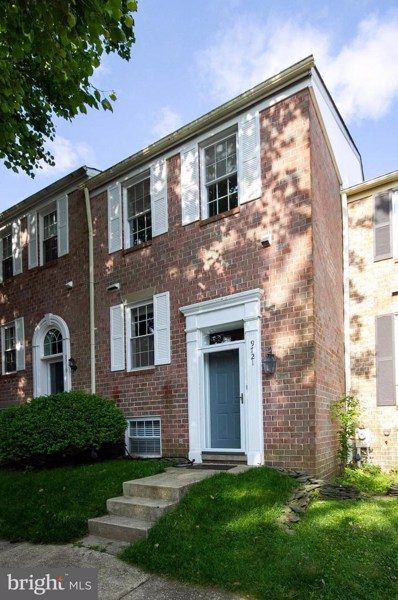9721 Softwater Way, Columbia, MD 21046 - MLS#: 1001823724