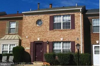 4727 Park Court, Woodbridge, VA 22193 - MLS#: 1001823772