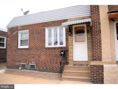 4352 Miller Street, Philadelphia, PA 19137 - MLS#: 1001823820