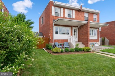 1233 Pine Heights Avenue, Baltimore, MD 21229 - MLS#: 1001824126
