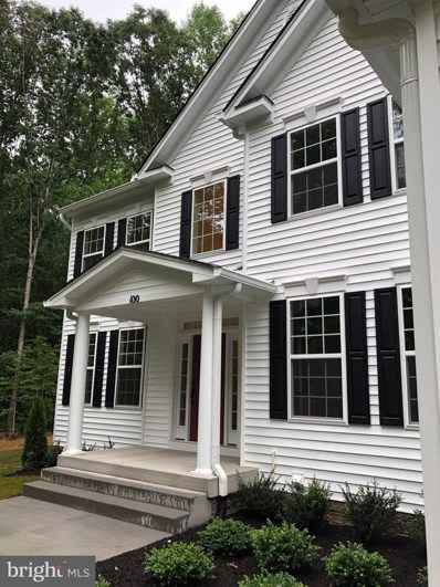 100 Richmond Cove, Fredericksburg, VA 22406 - MLS#: 1001824370