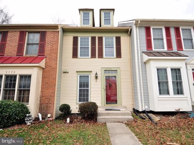 8496 Canyon Oak Drive, Springfield, VA 22153 - MLS#: 1001827932