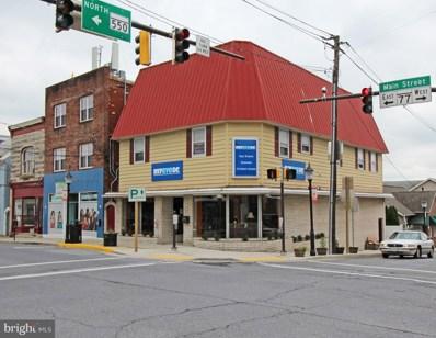 2 Main Street E, Thurmont, MD 21788 - MLS#: 1001832698