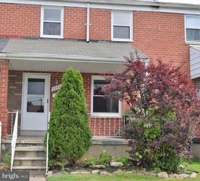 1154 Foxwood Lane, Baltimore, MD 21221 - MLS#: 1001833906