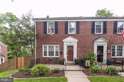 128 Stanmore Road, Baltimore, MD 21212 - MLS#: 1001836630