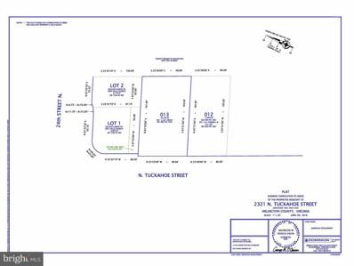 2321 Tuckahoe Street, Arlington, VA 22205 - MLS#: 1001836752