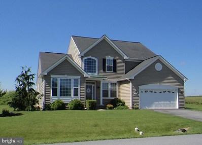 1254 Dallas Drive, Greencastle, PA 17225 - #: 1001837064