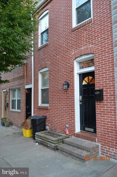 2107 Essex Street, Baltimore, MD 21231 - #: 1001837140