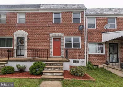 5414 Channing Road, Baltimore, MD 21229 - MLS#: 1001837220